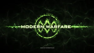 Modern Warfare Wallpaper by Sherbertmelon