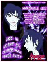 Marshall Lee- Adventure Time: The Dark Kingdom by Randazzle100