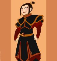 Azula and The Rings by CDB2