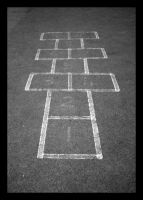 Hopscotch by ThornThorizas