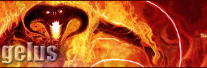 Balrog Durin's Bane - Signature by Angelus23
