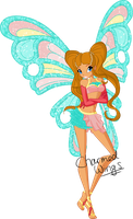 CP: Shannen Enchantix by CharmedWings