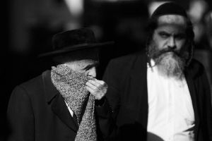 Glances of Mea Shearim by IgorLaptev