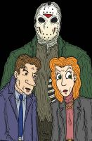 X-File: Crystal Lake by Lordwormm