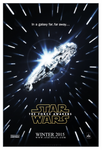 Star Wars: Episode VII - The Force Awakens Poster by CAMW1N