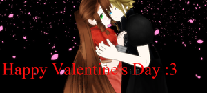 Happy Valentines day by Littleaerith2140