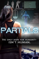 Partials by Dan Wells by 4thElementGraphics