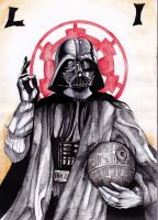 Saint Darth Vader by ApocalypticPorcelain