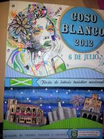 Coso blanco 2012 - Poster fest by CiRy15