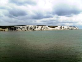 The White Cliffs of Dover by Holly-James