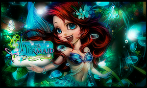 The Mermaid Jdr Psdco and Fdls Graphix by DraghenGFX