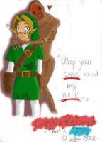 LinkxRedead - that's OTP by Sally-the-rag-doll