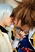 KH:The magic of a kiss by kura-and-something