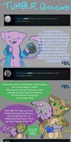 Tumblr Questions by SDevilHeart