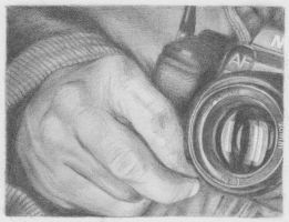 the photographer by JAMiAm100