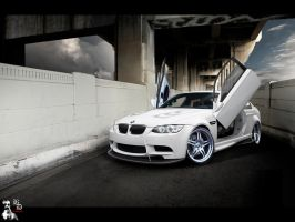BMW M3 by blackdoggdesign
