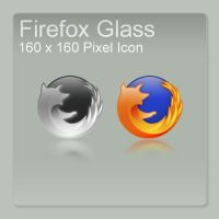 Firefox Glass Icons by FreaK0
