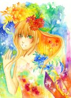 Colourful Nature by Hachiyo