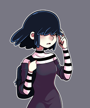 Lucy Loud by eoqudtkdl