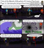 KoC Fan Comic - 12 by LaFreeze
