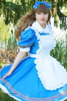 Alice Liddell by EnchantedCupcake