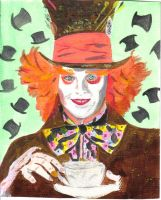 Mad hatter by audamay
