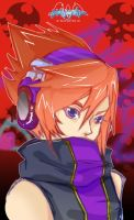 Neku pracitce Someone is Calling..... by Caim-The-Order