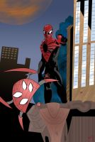 The SUPERIOR Spider-Man by ProjectCornDog