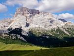 Mountains - Croda Rossa by Sergiba