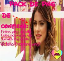 Mega Pack de Martina Stoessel by holieditions
