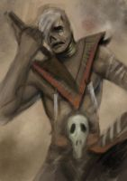 speed paint mummy by doneplay
