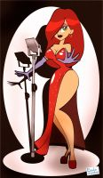 Jessica Rabbit by Captain-Paulo