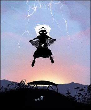 Storm Kid by AndyFairhurst