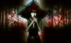 calisto's  poison by L-A-Addams-Art