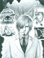 Black Leg Sanji by Aldariss
