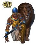 JAYCEN WISE and APEDEMAK by Mshindo by JaycenWise
