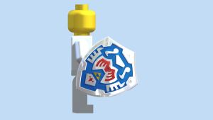 LEGO Hero's Shield MM by mingles