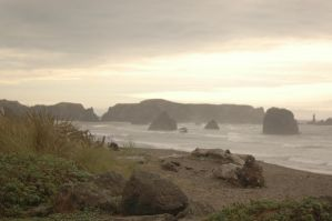 Oregon Coast by TheBothan