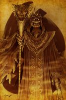 Guardians: The lord of the crypt by Ninni-V