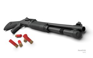 Benelli M4 by LSR33