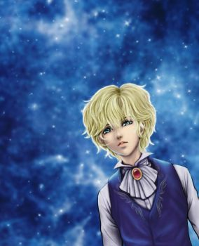 :LoGH: Sea of the Stars by Benitora53