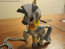 My Little Pony FIM Zecora Necklace by colbyjackchz