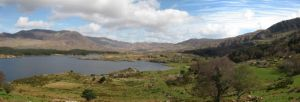 Ring of Kerry Panorama by Ness8Bit