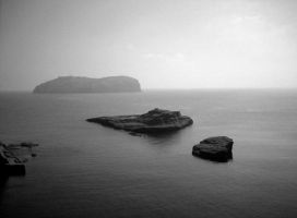 Ventotene III by black---and---white