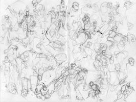 Thumbnail Poses 4 by dfridolfs
