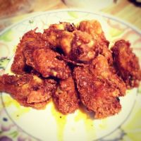 Homemade Hotwings by Wigglesx
