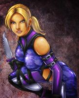 TEKKEN - Nina Williams by GONZZO