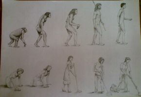 The Evolution of Inequality by RubyReminiscence
