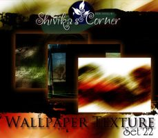 Wallpaper Texture Set 22 by spiritcoda