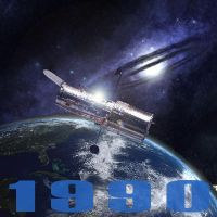 1990 Hubble by TheWax